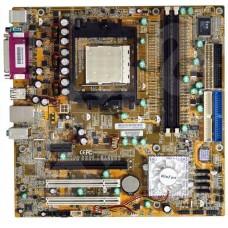 FOXCONN NF4K8MC-RS, nForce4 (CK8-04), PCIe x16, DualChannel DDR400, SATA RAID, USB2.0, LAN, mATX sc9 ANAKART