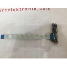 LENOVO IDEAPAD 500-15ISK ORJİNAL USB VE SES DEVRESİ