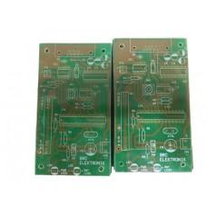 16f876A İLE YAPILMIŞ 433MHZ VE PC TERMİNAL PLAKETİ SIFIR